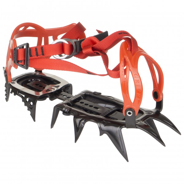 Grivel - G12 Bergfreunde Edition - Crampons