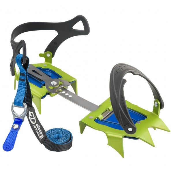 Climbing Technology - Snow Flex Crampon - Stegjern