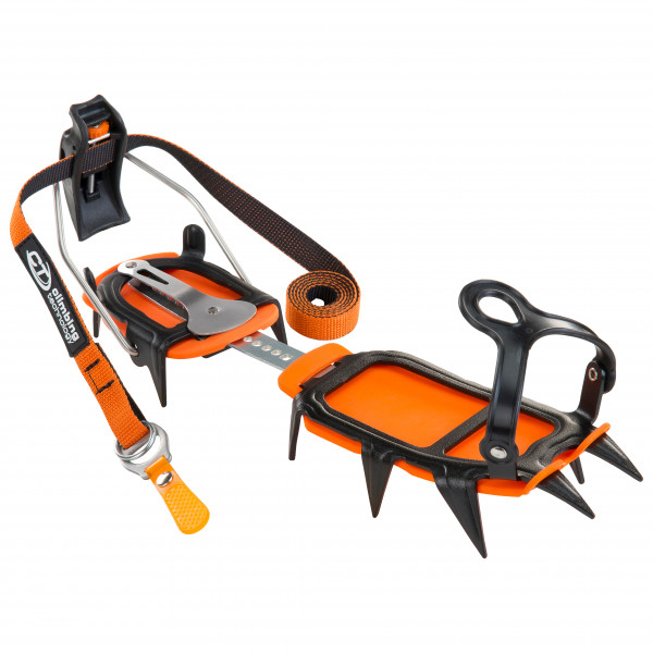 Climbing Technology - Ice Semiautomatic - Crampones