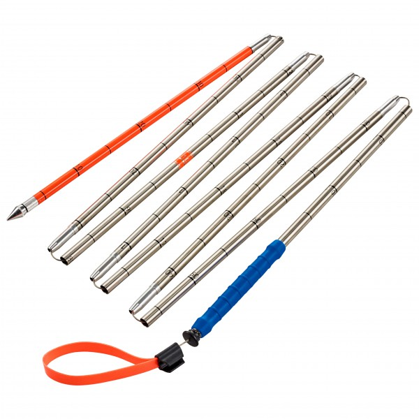 Ortovox - Probe Steel 320+Pfa - Lumivyörysondi