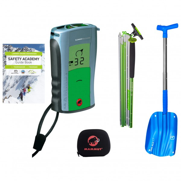 LVS Vorteils-Set - Mammut Element Barryvox Pro