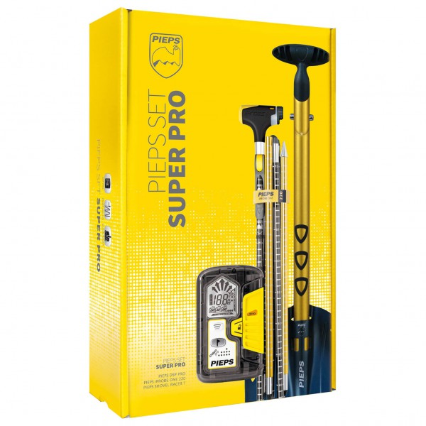 Pieps - Set Super Pro - Lumivyörypiipparisetti