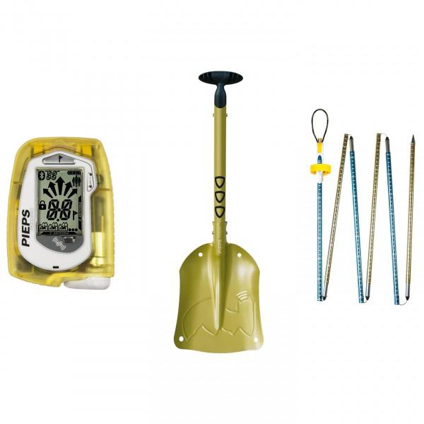 Pieps - Set Micro BT (Micro BT/Shovel Tour T/Probe Alu 260 - Lumivyörypiipparisetti