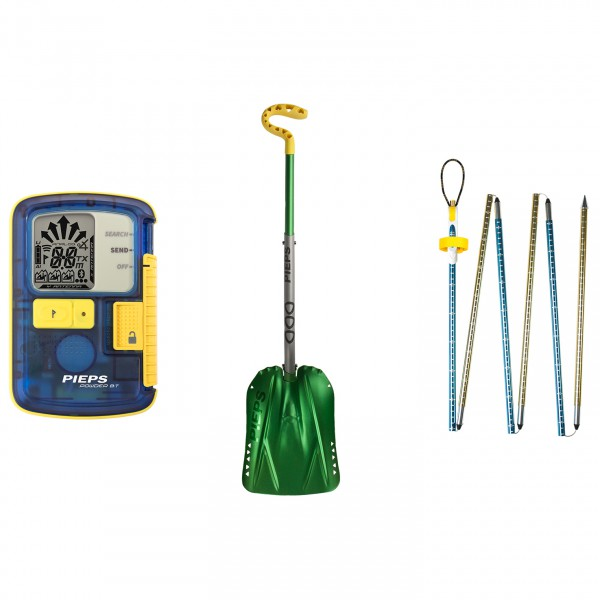 Pieps - Set Powder BT (Powder BT/Shovel C-660/Probe Alu 26 - Lavinsökare – set