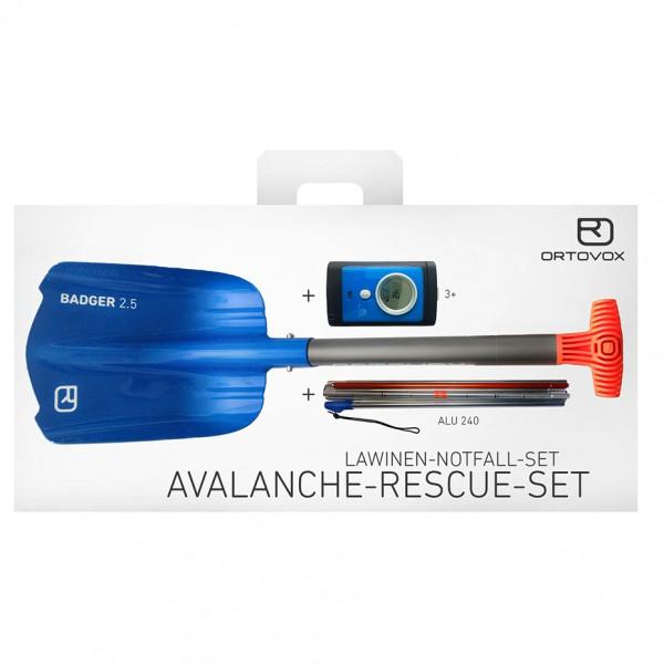 Ortovox - Avalanche Rescue Set 3+ - Skredsøkere sett
