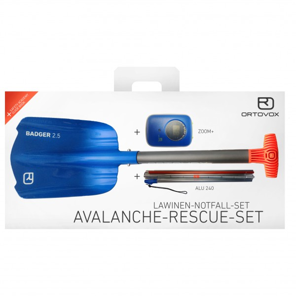 Ortovox - Avalanche Rescue Set Zoom+ - Set ARVA
