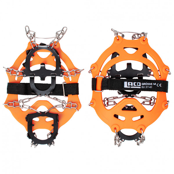 LACD - Snow Spikes Easy II - Crampons (4/6 pointes)