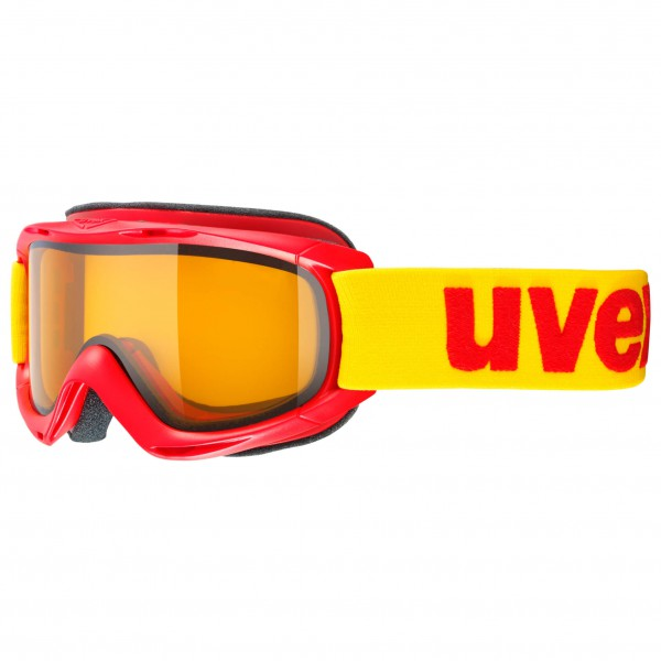 Uvex - Kid's Slider Lasergold Lite S1  - Skibrille