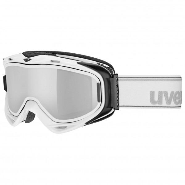 Uvex - G.GL 300 Take Off Litemirror Silver - Skibril