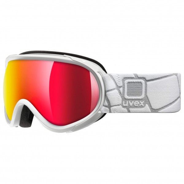 Uvex - G.GL 7 Pure Red Mirror - Skibrille