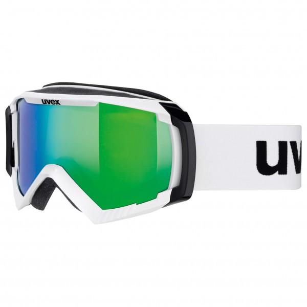Uvex - Apache 2 Litemirror Green - Ski goggles