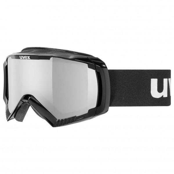 Uvex - Apache II Litemirror Lasergold Lite S3 - Skibrille