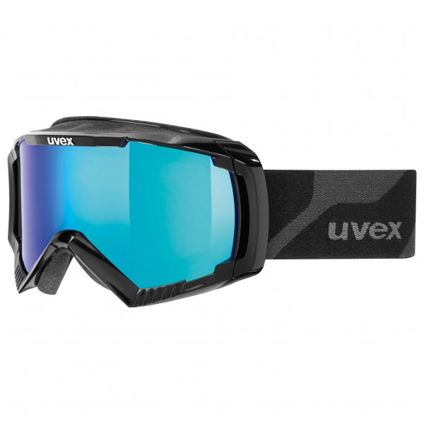 Uvex - Apache 2 Litemirror Blue - Ski goggles
