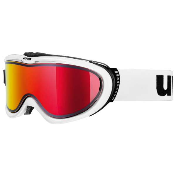 Uvex - Comanche Take Off Red Mirror - Masque de ski