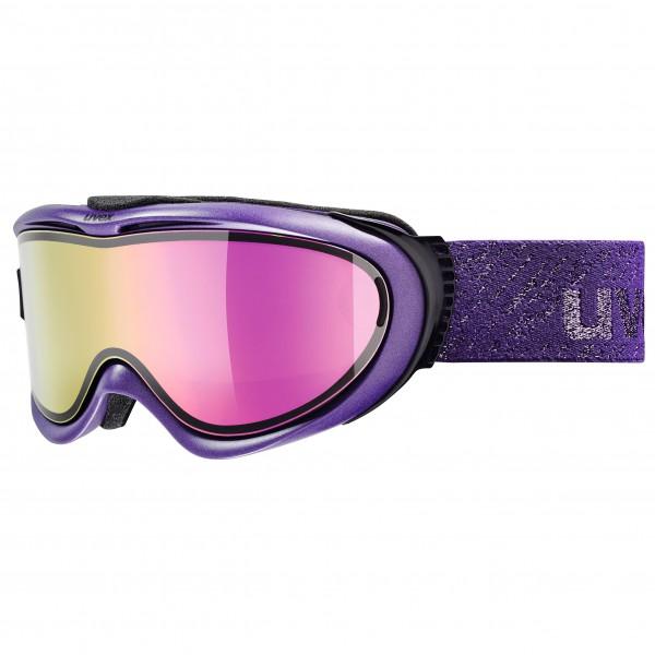Uvex - Comanche Take Off Mirror S3 / Lasergold Lite S1 - Skibriller
