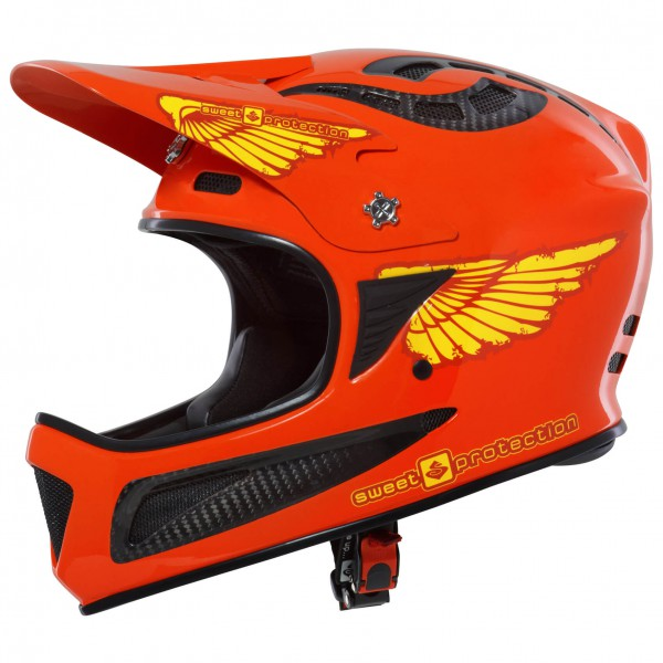 Sweet Protection - Charger Fullface - Skihelm