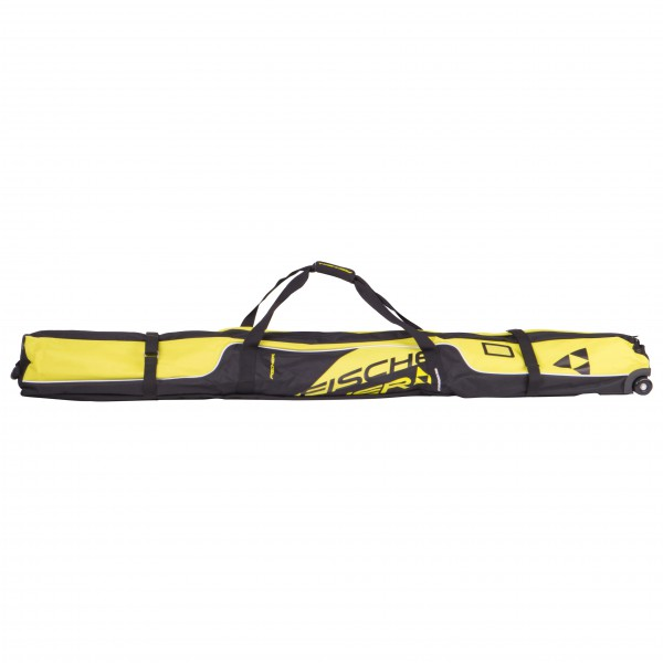 Fischer - Skicase 2 Pair Alpine Race Wheels