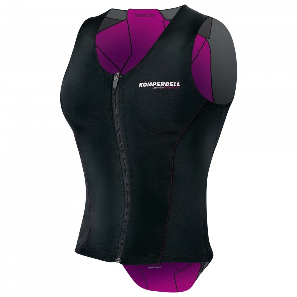Komperdell - W's Cross Eco Protection Vest 6.0 - Protection