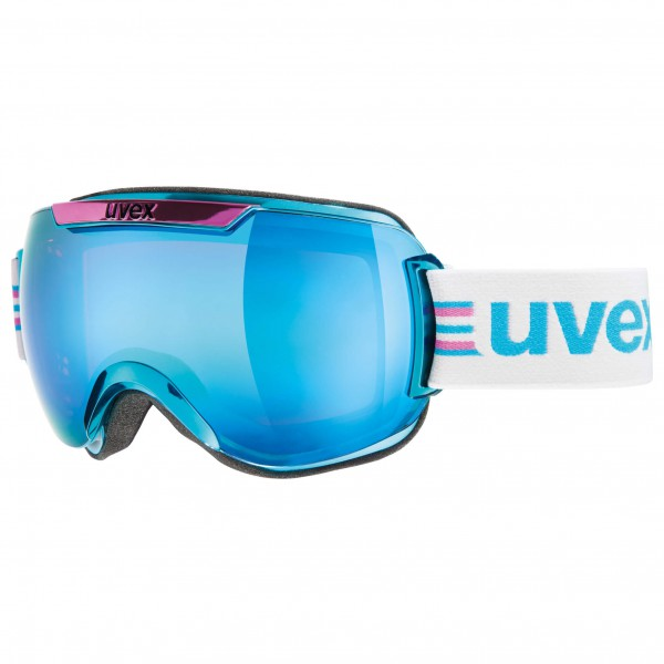 Uvex - Downhill 2000 Race Chrome Full Mirror S3 - Skibril