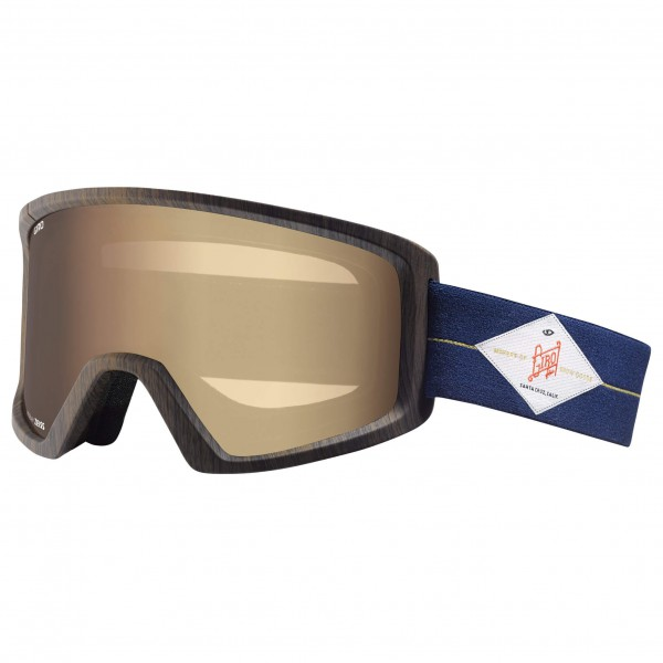 Giro - Blok Amber Gold - Skibril