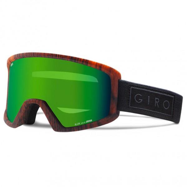 Giro - Blok Loden Green - Skibril