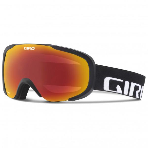 Giro - Compass Amber Scarlet - Masque de ski