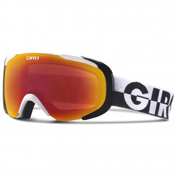 Giro - Compass Amber Scarlet - Skibrille