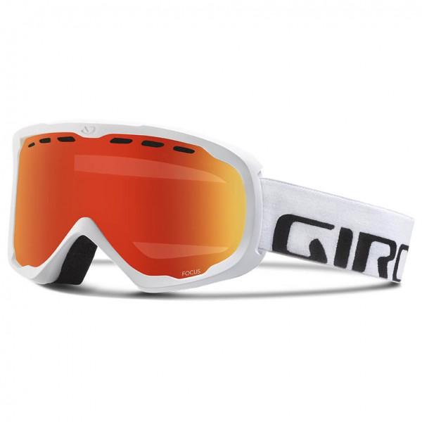 Giro - Focus Amber Scarlet - Masque de ski