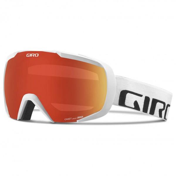 Giro - Onset Amber Scarlet - Masque de ski