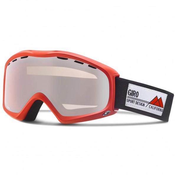 Giro - Signal Rose Silver - Skibrille