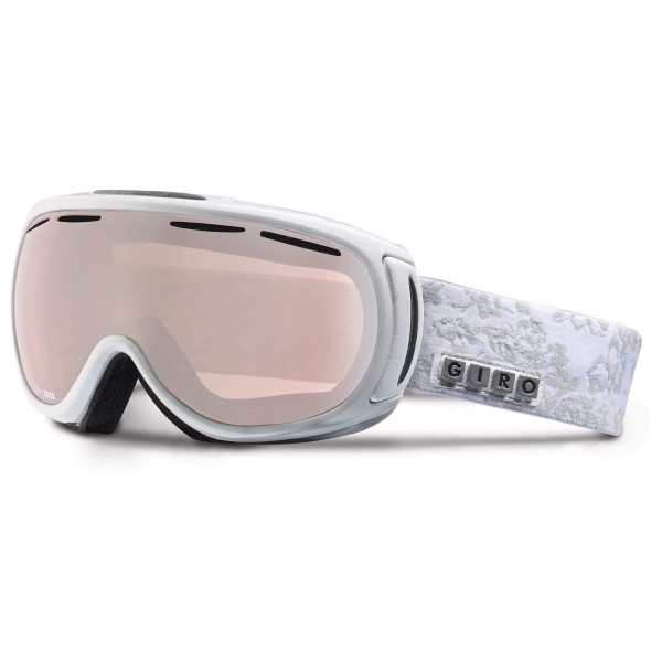Giro - Women's Amulet Rose Silver - Ski goggles
