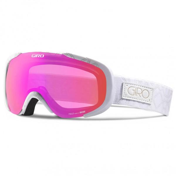 Giro - Women's Field Amber Pink - Ski goggles