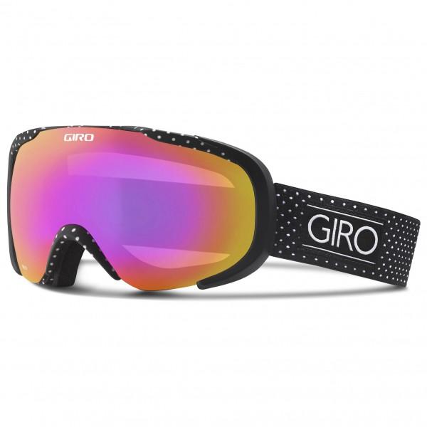 Giro - Women's Field Amber Pink - Masque de ski