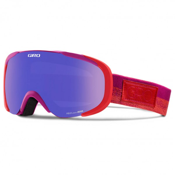 Giro - Women's Field Grey Purple - Ski goggles