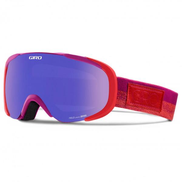 Giro - Women's Field Grey Purple - Masque de ski