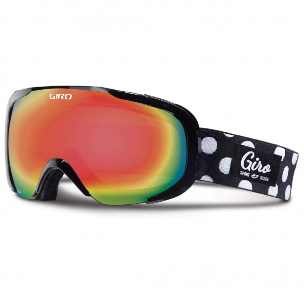 Giro - Women's Field Persimmon Blaze - Masque de ski