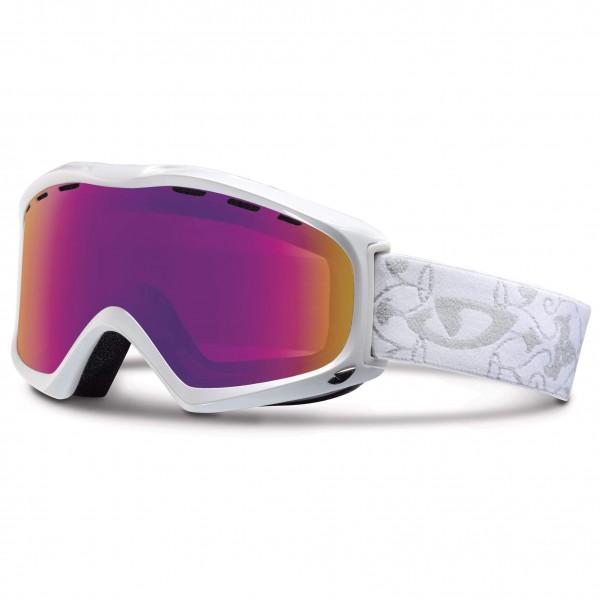 Giro - Women's Siren Amber Pink - Ski goggles