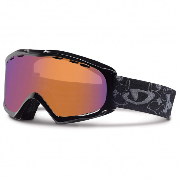 Giro - Women's Siren Persimmon Boost - Masque de ski