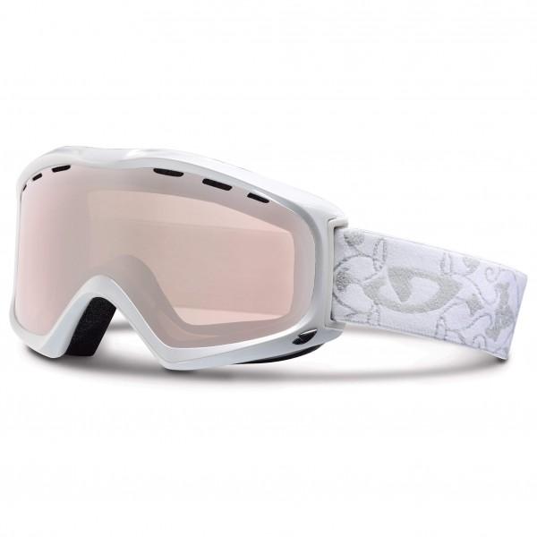 Giro - Women's Siren Rose Silver - Masque de ski