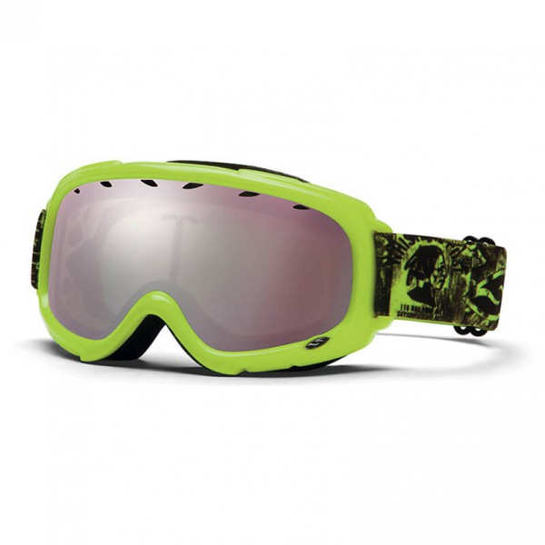 Smith - Gambler Air Ignitor Mirror - Skibrille