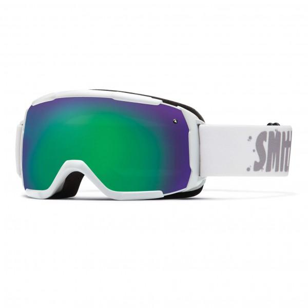 Smith - Grom Green Sol-X Mirror - Masque de ski