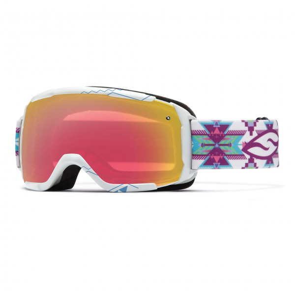 Smith - Grom Red Sensor Mirror - Skibrille