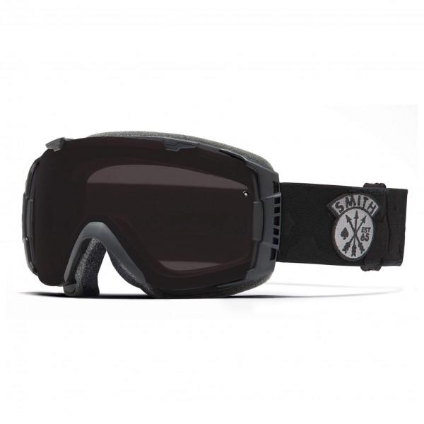 Smith - I/O Blackout / Red Sensor Mirror - Skibrille