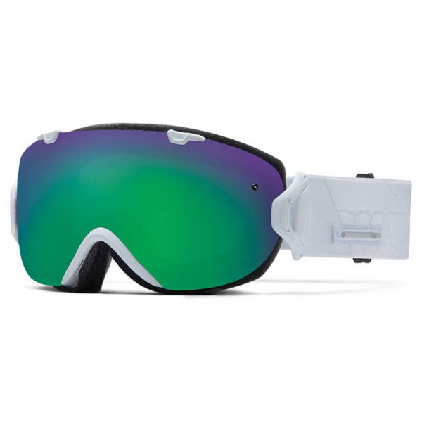 Smith - I/Os Green Sol-X Mirror / Red Sensor Mirror