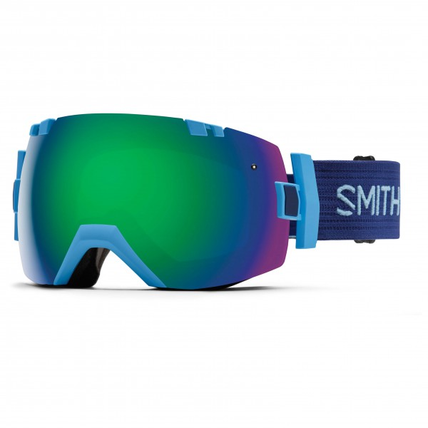 Smith - I/Ox Green Sol-X Mirror / Red Sensor Mirror