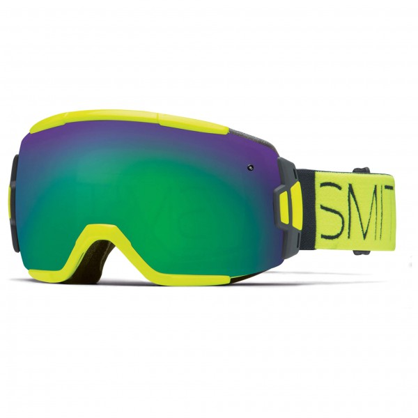 Smith - Vice Green Sol-X Mirror - Masque de ski