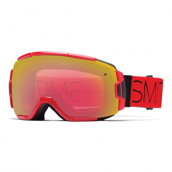 Smith - Vice Red Sensor Mirror - Skibril
