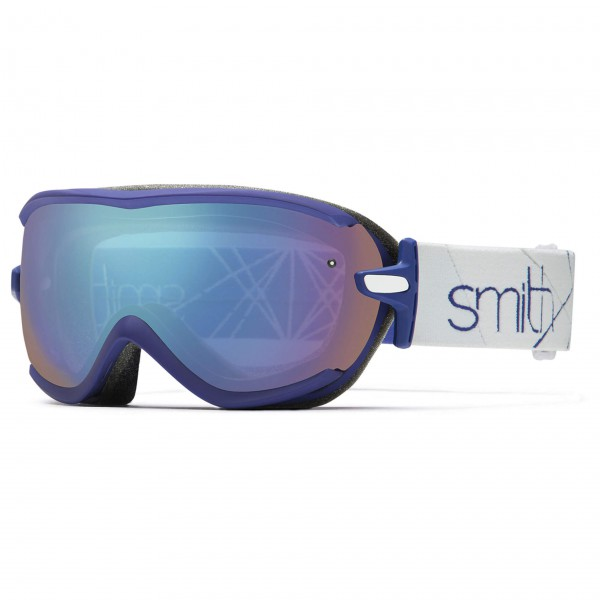 Smith - Virtue Sph Blue Sensor Mirror - Laskettelulasit