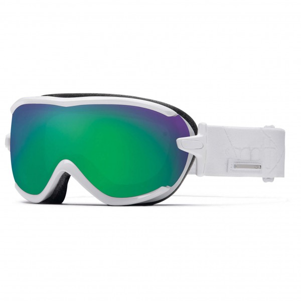 Smith - Virtue Sph Green Sol-X Mirror - Masque de ski