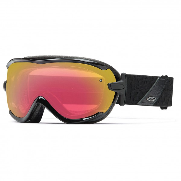 Smith - Virtue Sph Red Sensor Mirror - Skibrille